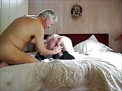 gay double penetration - real gay sex
